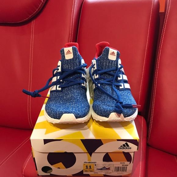 adidas Ultra Boost 4.0 Multi Color BB6148 Sneaker Bar Detroit